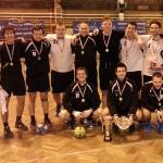 1. mesto na turnirju v Monoštru na Madžarskem
