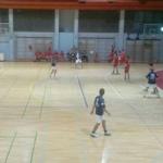 Nadaljevanje treningov v dvorani in pripravljalne tekme