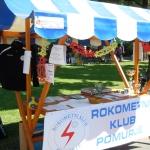 Predstavitev RK Pomurje na 4. sejmu nevladnih organizacij Pomurja