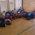 Začetek Vestnikovega rokometnega tabora 2013 in program tabora