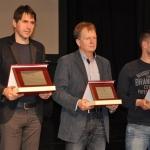 Priznanje za 3. mesto med najboljšimi športnimi kolektivi v MOMS